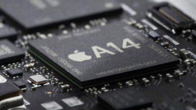 A14 Bionic اپل پرفروش ترین چیپست برای گوشی های هوشمند با صفحه نمایش AMOLED برای سه ماهه سوم سال 2020