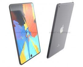 iPad mini 6 با صفحه نمایش بزرگتر از قبل و قاب باریک تر که طبق ادعای گزارش جدید انتظار می رود در ماه مارس وارد بازار شود.