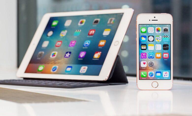 اپل ممکن است آیفون و آیپدهای آینده را در یک پشتیبانی چند کاربره با هم ادغام کند.