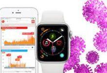 تشخیص کووید 19 با اپل واچ