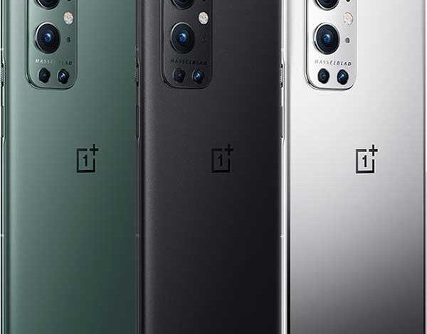 لنز دوربین One Plus 9 Pro