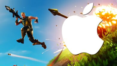 اپل تا صدور رأی نهایی و پایان دادگاه علیه اپیک اجازه بازگشت فورتنایت به اپ استور را نمیدهد