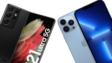 مقایسه آیفون ١٣ پرو مکس و Galaxy S21 Ultra: جذابترین نبرد سال!