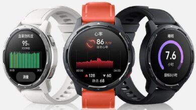 ساعت هوشمند Xiaomi Watch Color 2 به قیمت ١۵۵ دلار رسماً معرفی شد